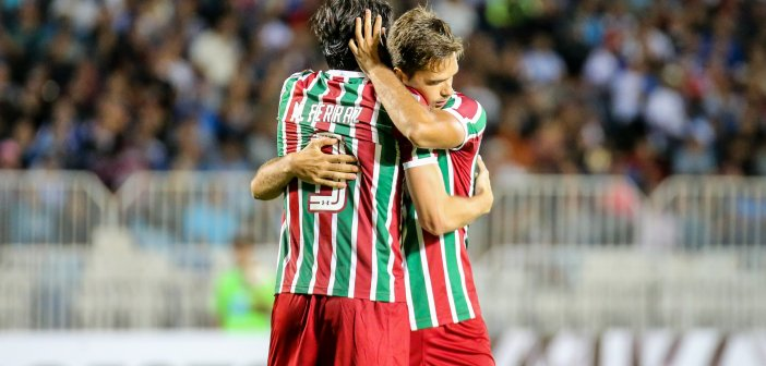 Paulo Ricardo valoriza classificação do Fluminense na Sul-Americana e projeta mais oportunidades no tricolor