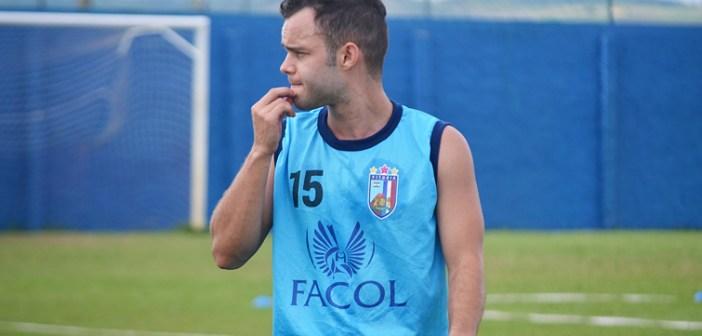 Com objetivo principal alcançado, Victor Sandes encerra trajetória no Vitória-PE e espera definir futuro clube nos próximos dias