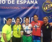 Giullia Penalber conquista bronze no Grand Prix de Madrid