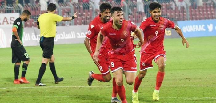 Thiago Augusto comemora gol da classificação na Liga dos Campeões da Arábia e projeta restante da temporada