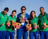 Seleção brasileira de Beach Tennis embarca para o último desafio da temporada 2019.