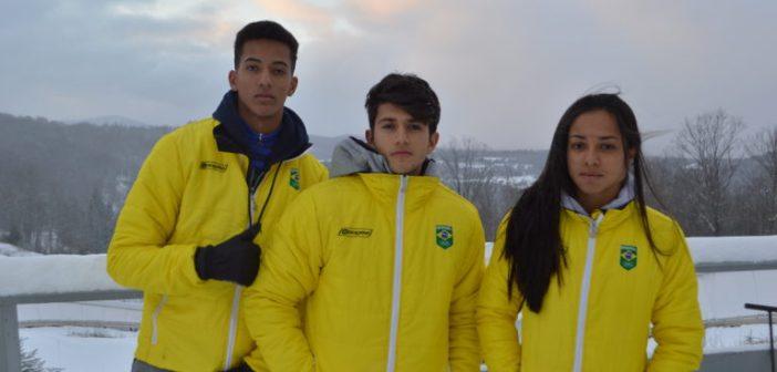 Brasil garante três vagas nos Jogos Olímpicos de Inverno da Juventude