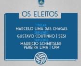 Definidos os Representantes dos atletas do Polo Aquático Brasil