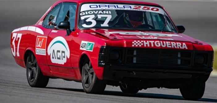 Giovani Almeida disputa terceira etapa da Opala 250 neste final de semana