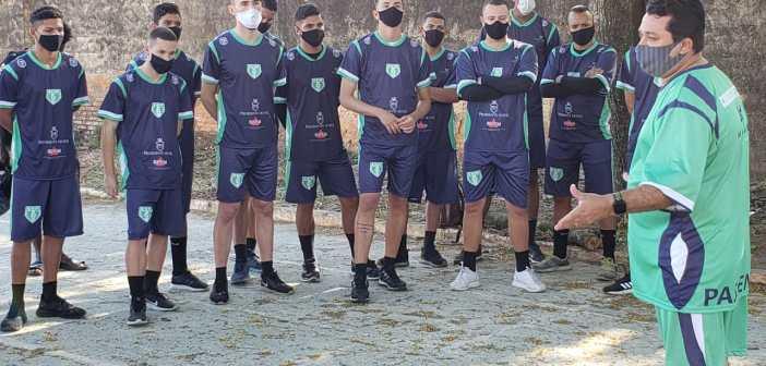 Passense inicia treinos visando o início da Segunda Divisão do Mineiro