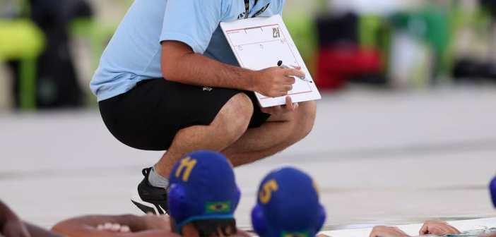 Polo Aquático: Head coach André Avallone analisa cenário para o Sul-Americano Masculino