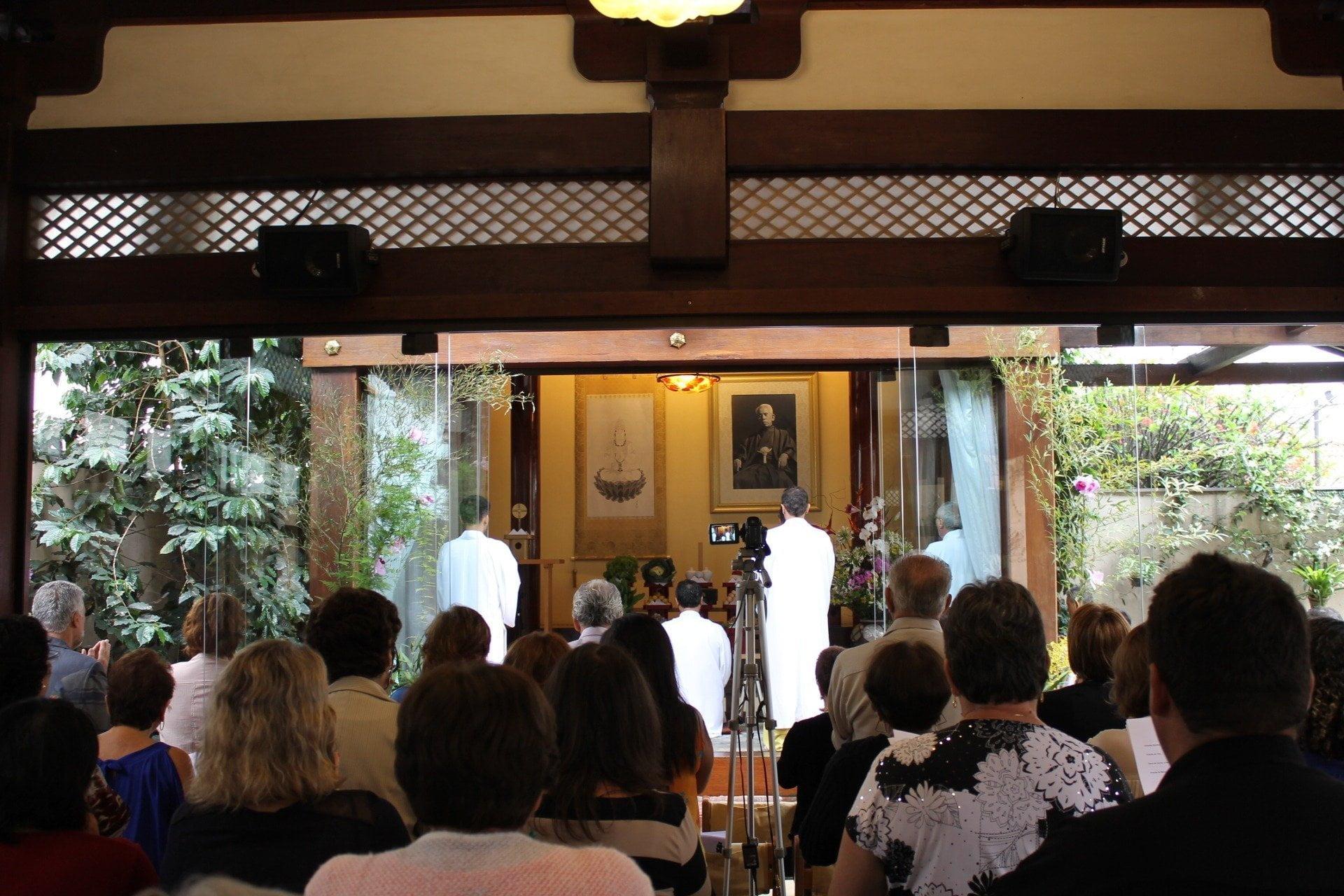Culto Mensal de Ação de Graças – 4 de novembro de 2012
