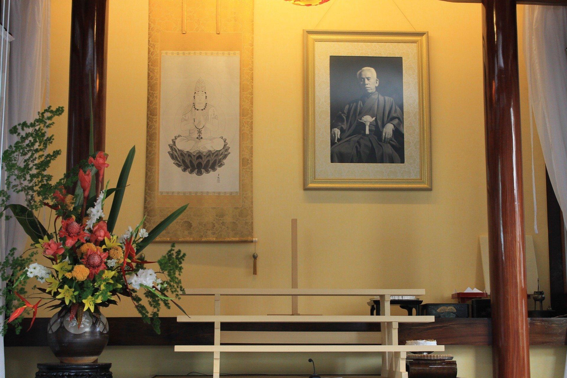 Culto Especial do Natalício de Meishu Sama