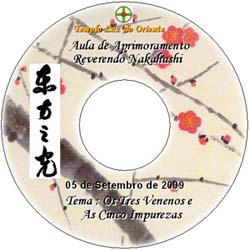 CD Aula Rev. Nakahashi – Os Três Venenos e as Cinco Impurezas