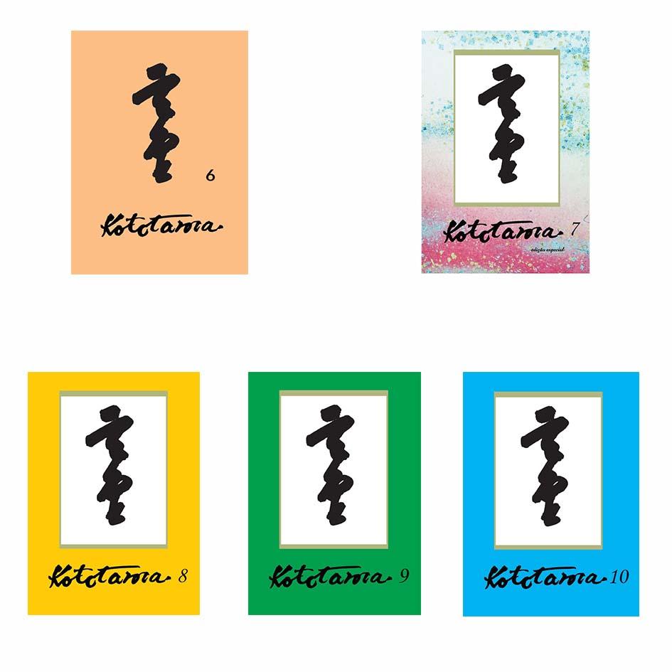 Kototama 6, 7, 8, 9, 10 – português