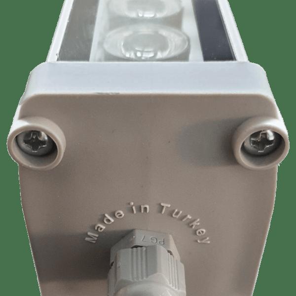 CNC LED AYDINLATMA LAMBASI 4