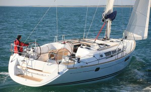 Charter Yacht Janneau 44i
