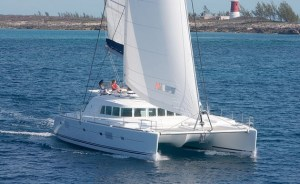 Catamarano Lagoon 500