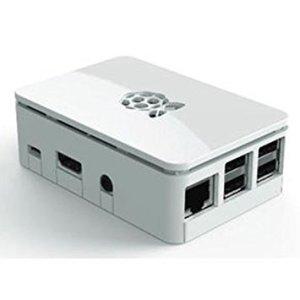 Raspberry Pi semelhante ao utilizado como servidor nas estações meteorológicas