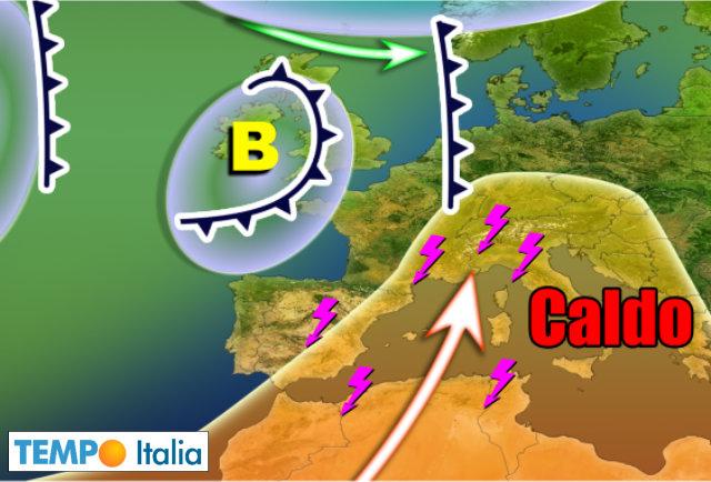immagine news meteo-caldo-esagerato-con-temporali-sparsi