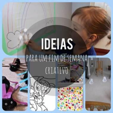 Inspirações para um fim de semana criativo #2