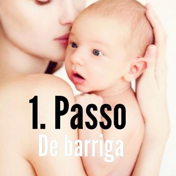 Atividades para bebês de 0 a 6 meses ficar de barriga