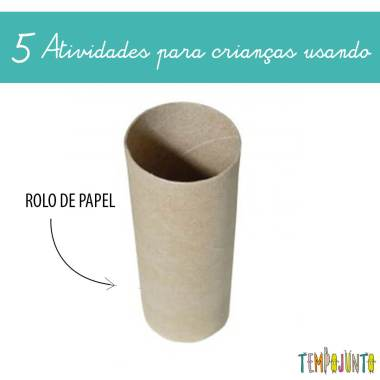 5 ideias criativas para reutilizar rolo de papel higiênico
