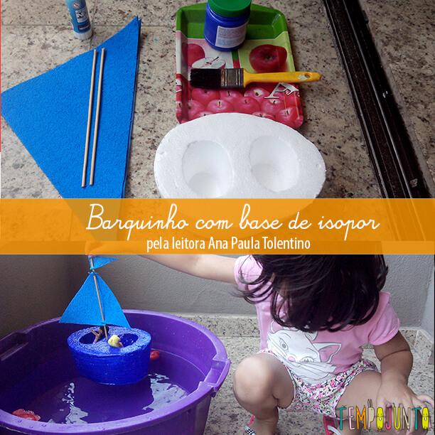 Como criar brinquedos com objetos que você tem em casa!