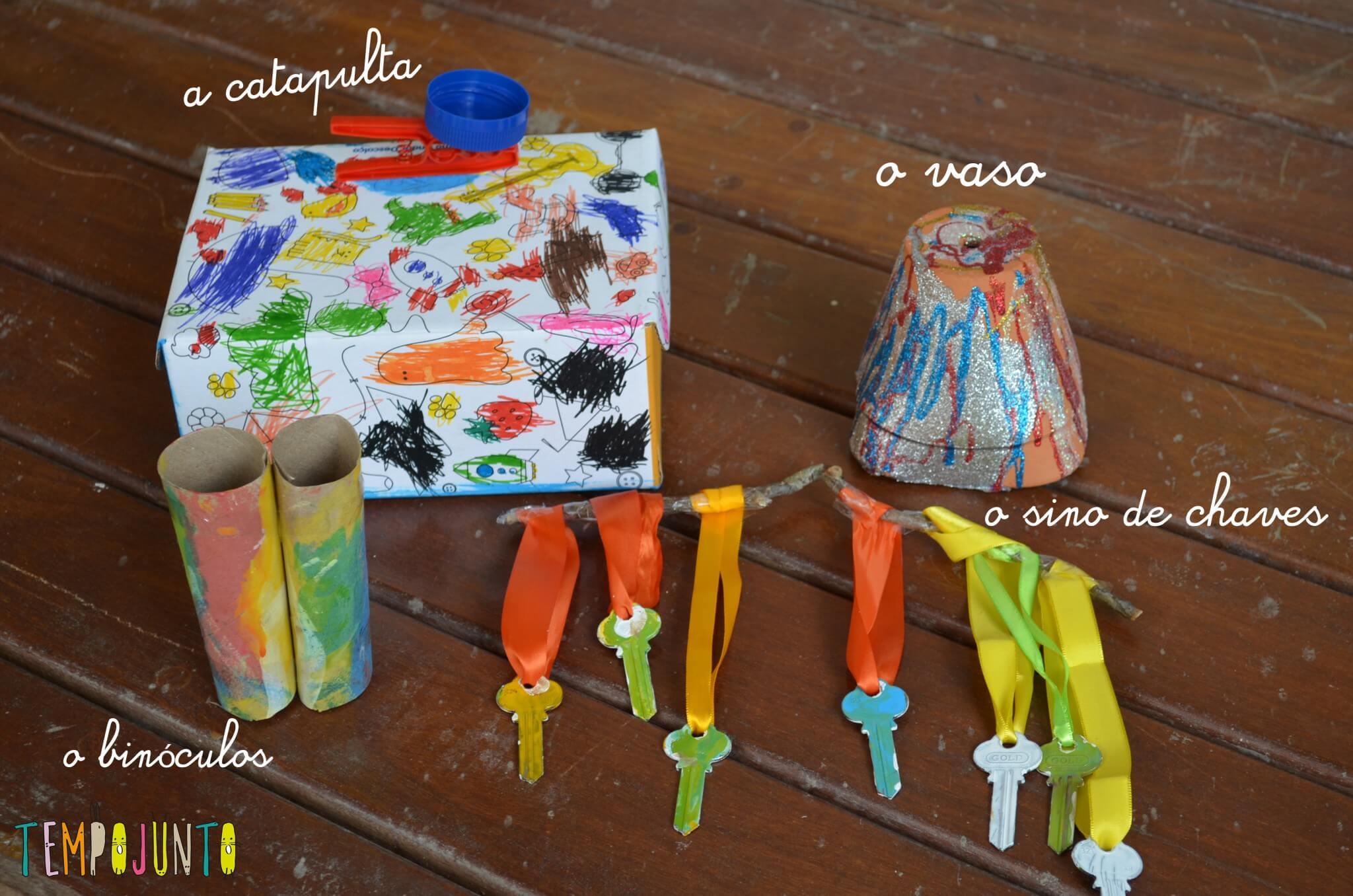 Aparador Mesa Dobravel ~ 10 ideias de brinquedos caseiros com caixa de ovo TempoJunto