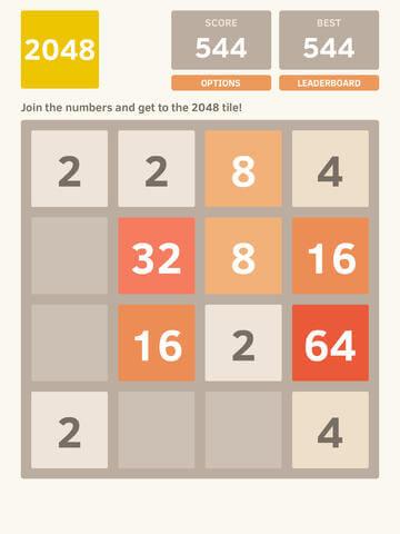 apps para volta às aulas - 2048