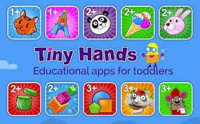apps para volta às aulas - tiny hands