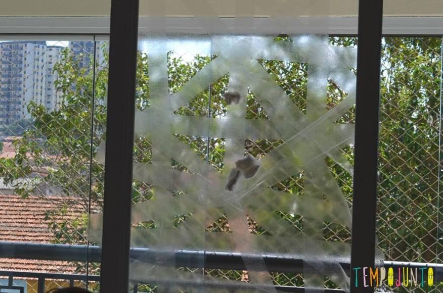 Gincana - teia aranha