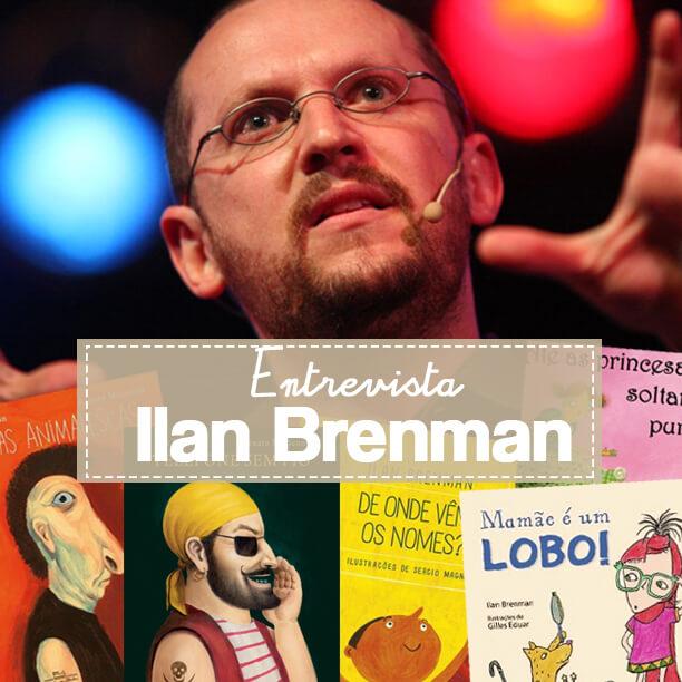 Os muitos livros brincantes de Ilan Brenman