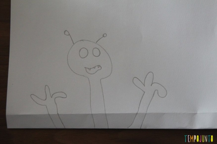 brincar de desenhar - et