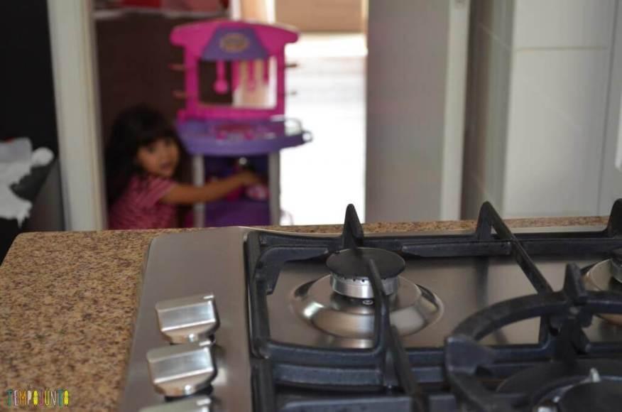 Cantinhos - Objetos na cozinha