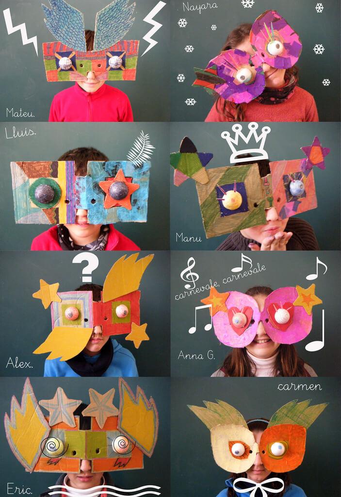 referencias de mascara