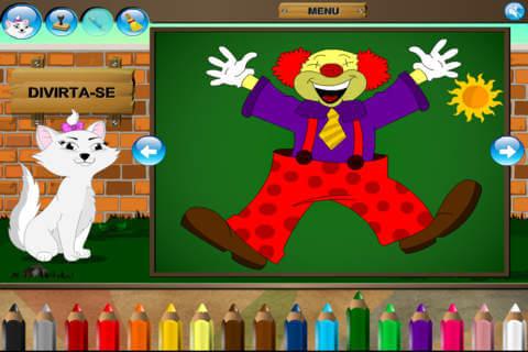 apps de aprendizagem - pequeno pintor
