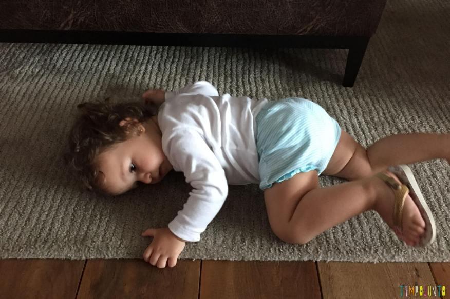 Brincadeiras para reunir bebês e crianças grandes - relaxa
