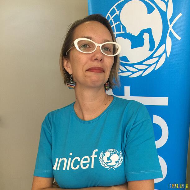 Importância do brincar na visão da Unicef - Carolina Velho