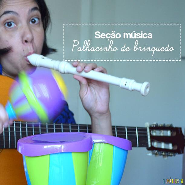 Seção música Tempojunto - como cantar música para crianças de forma divertida