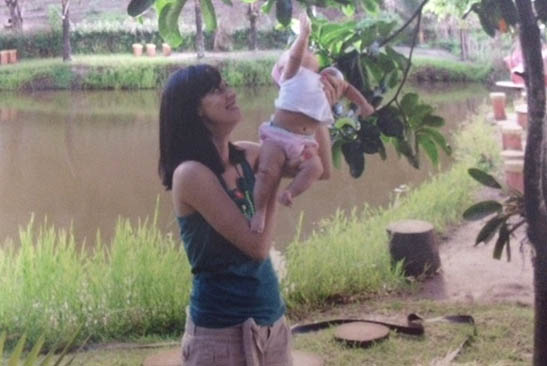 Uma mãe brincante - depoimento de leitora do Tempojunto - mamae e filho