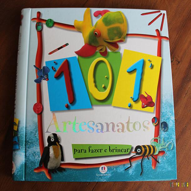 Livros de atividades para as férias - 101 brincadeiras