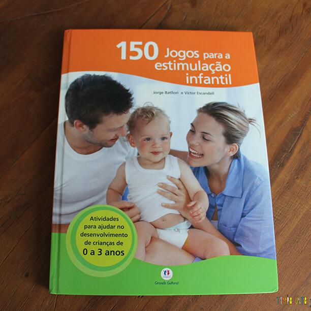 Livros de atividades para as férias - Jogos para estimulação infantil