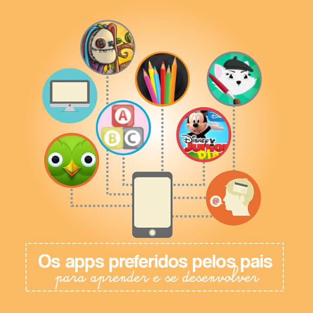 Melhores apps de desenvolvimento infantil