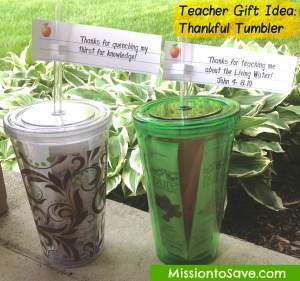 Mais 10 ideias de presentes para os professores que ainda dá tempo de fazer - copo de agua sede de conhecimento