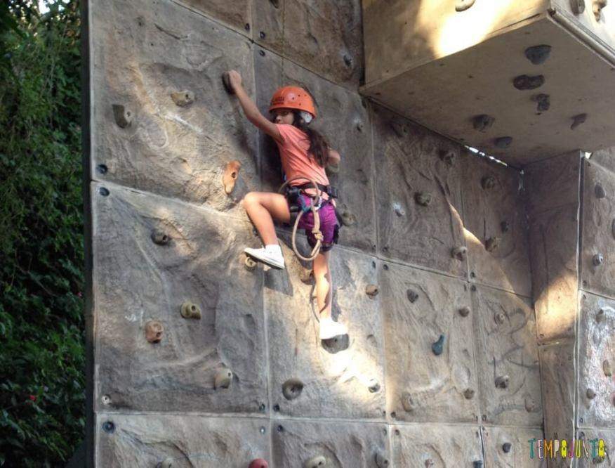 10 atividades que estimulam a prática de esporte - escalada