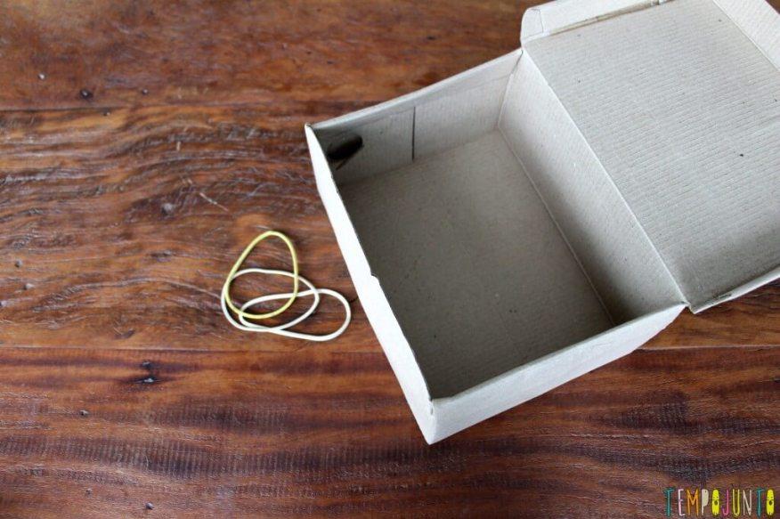 Como fazer um instrumento musical caseiro para os pequenos - materiais