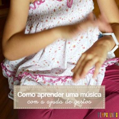 """Música do mês: """"Iapo"""" ou como os gestos ajudam a aprender uma música"""