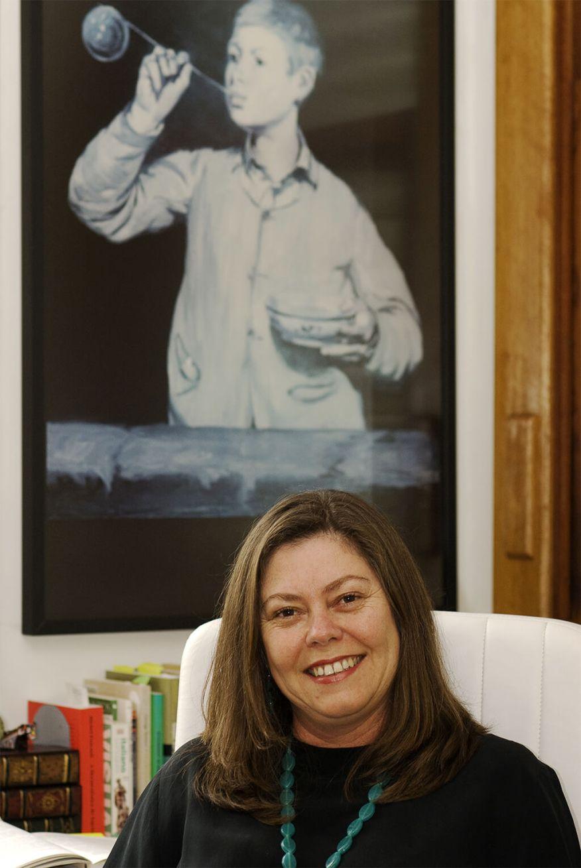 A especialista Tânia Ramos Fortuna desvenda afinal os segredos do brinquedo - foto da Tania Fortuna