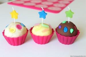 10 maneiras de brincar de massinha - cupcake