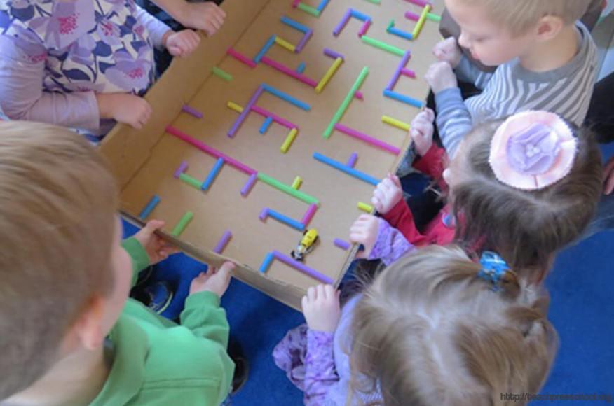 Brincadeiras que te ajudam na hora de visitar alguém - parte 2 - foto teachpreeschool