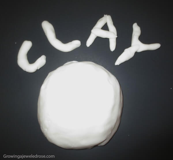 10 maneiras de brincar com bicarbonato de sodio - argila caseira