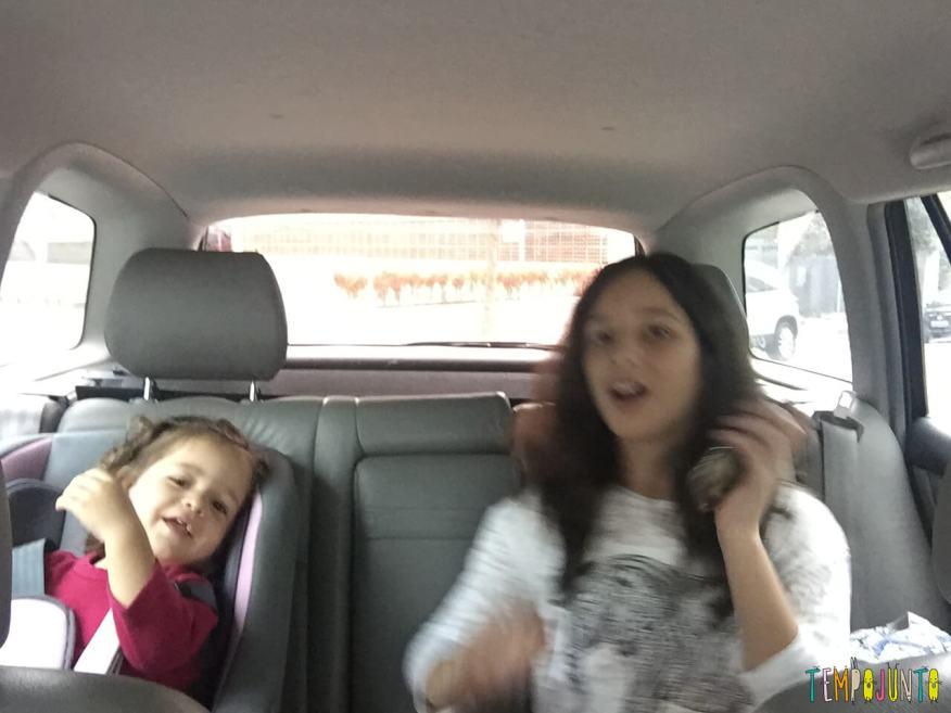 Balada das meninas - meninas dançando