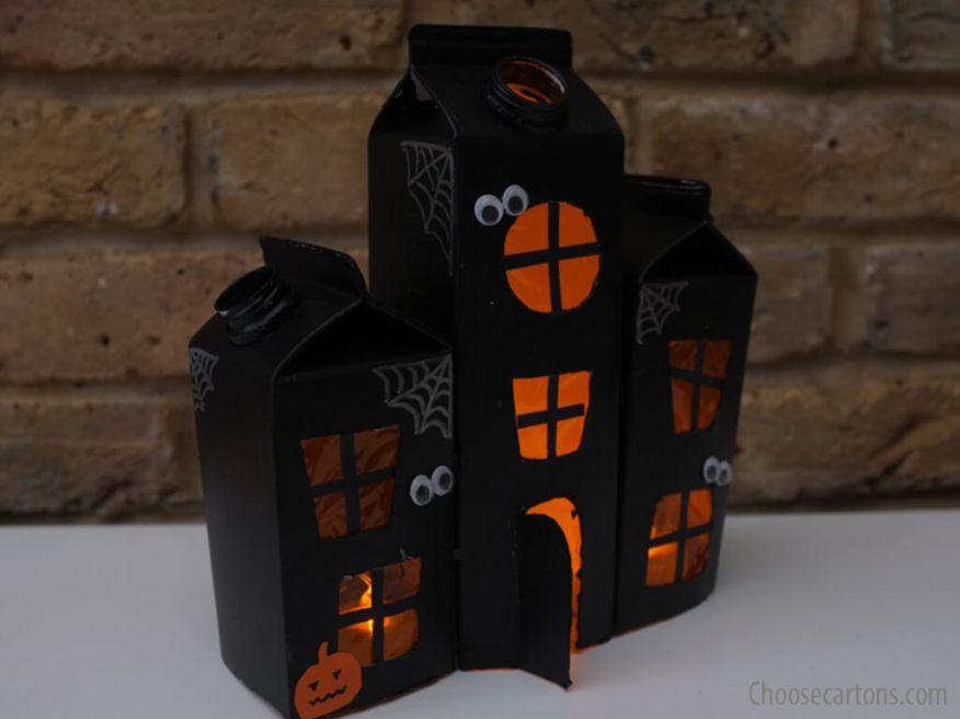 10 ideias para o halloween das criancas - cidade assustadora