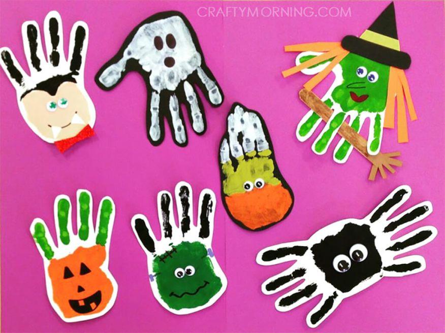 10 ideias para o halloween das criancas - handscript